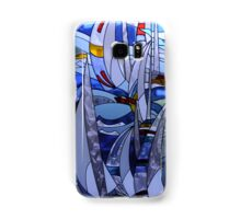 Glass ships Samsung Galaxy Case/Skin
