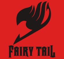 Fairy Tail Guild Tee by lazerwolfx