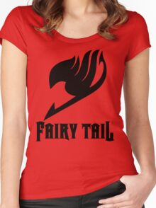 Fairy Tail Guild Tee Women's Fitted Scoop T-Shirt
