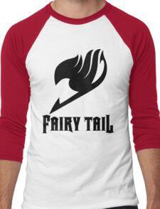 Fairy Tail Guild Tee Men's Baseball ¾ T-Shirt