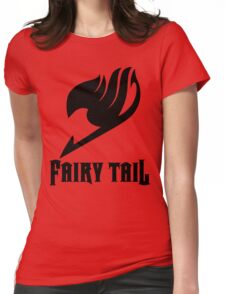 Fairy Tail Guild Tee Womens Fitted T-Shirt