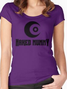 Naked Mummy Guild Tee Women's Fitted Scoop T-Shirt