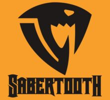 SaberTooth Guild Tee by lazerwolfx
