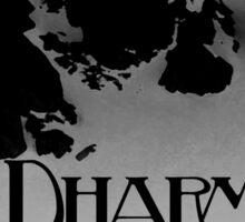 dharma bums - matterhorn peak Sticker