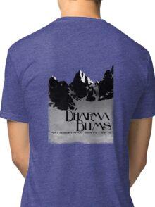 dharma bums - matterhorn peak Tri-blend T-Shirt