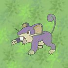 Rattata by pokegirl93