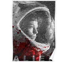 Alien Blood Poster Poster