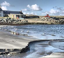 60N........ The Beach at Sandness by Larry Lingard/Davis