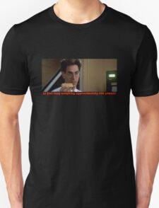 Twinkie Stats Unisex T-Shirt