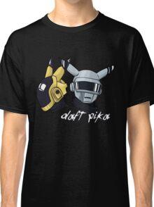 Daft Punk - Pikachu version (color) Classic T-Shirt