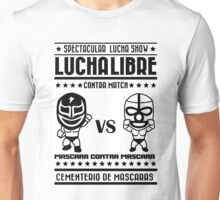 Vamos!Luchador! Unisex T-Shirt