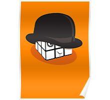 Rubik's Droog Poster