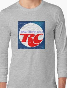 Vintage RC Cola design Long Sleeve T-Shirt