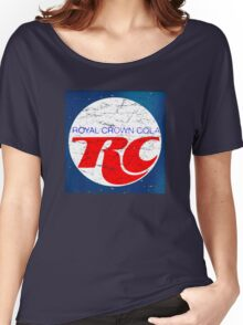 Vintage RC Cola design Women's Relaxed Fit T-Shirt