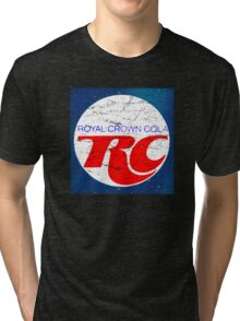 Vintage RC Cola design Tri-blend T-Shirt