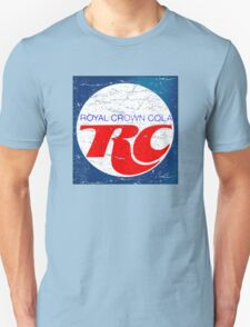 Vintage RC Cola design Unisex T-Shirt