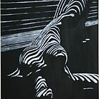 Black and White nude by addicted2joy