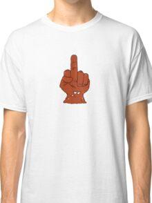 Meatwad-- finger Classic T-Shirt