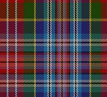 02259 Unidentified Cant #01 (Cumming) Clan/Family Tartan Fabric Print Iphone Case by Detnecs2013