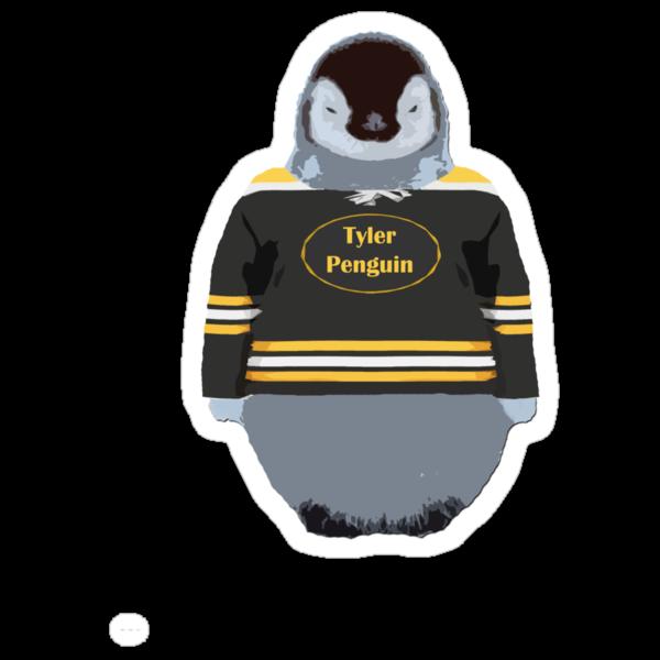 Tyler Penguin by Amorgane