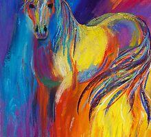 Equus Iris by danastrotheide