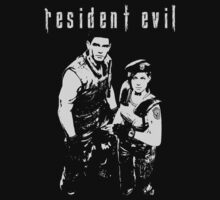 resident evil by myacideyes