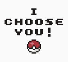 Pokemon Tee by kitschoctopus