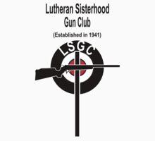 Gorgeous Gun Club by BeardedDonna