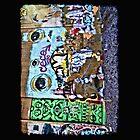 Graffiti Wall2 by Dan  Wampler