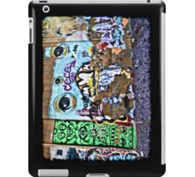 Graffiti Wall2 iPad Case/Skin