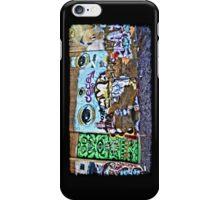 Graffiti Wall2 iPhone Case/Skin