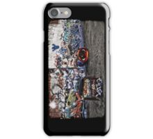 Graffiti Wall3 iPhone Case/Skin
