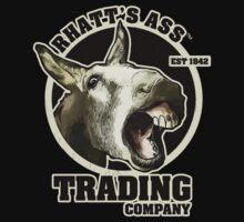 Rhatt's Ass Trading Company by Zero Dean