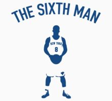 JR Smith - The 6th man Kids Tee