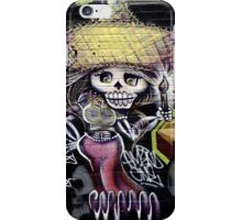 Day of the Dead #4 iPhone Case/Skin