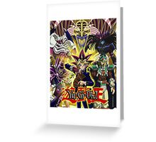 Fan art Yu gi oh Greeting Card