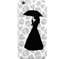 Broken - Umbrella iPhone Case/Skin