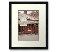 The Grapevine, Chiltern Framed Print