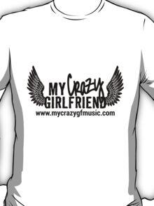 My Crazy Girlfriend - Black T-Shirt