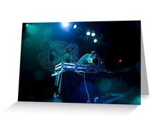 St. Andrews Mord Fustang  Greeting Card