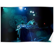 St. Andrews Mord Fustang  Poster