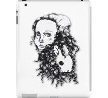 Alice & the Rabbit iPad Case/Skin
