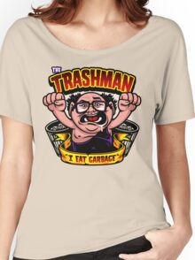 The Trashman Women's Relaxed Fit T-Shirt
