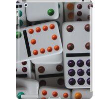 Dominoes  iPad Case/Skin