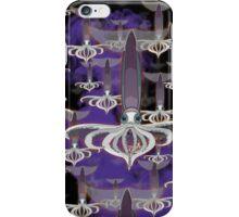 a cloud of squid iPhone Case/Skin