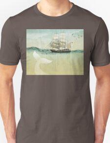 White Tail Unisex T-Shirt
