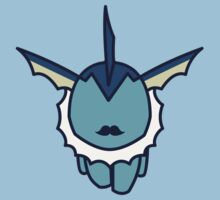 Gentlemon - Vaporeon Kids Clothes
