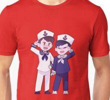 Sailor Dan and Phil  Unisex T-Shirt