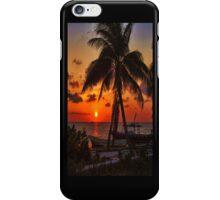 Isla Sunset iPhone Case/Skin