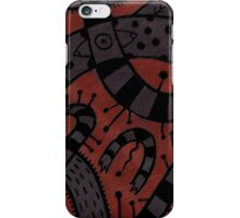 The Rise of Bacteria 2 iPhone Case/Skin